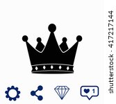 crown icon. universal icon to...