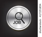 job search icon. job search sign
