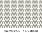 vector illustration of abstract ... | Shutterstock .eps vector #417258133