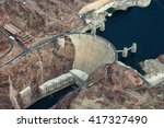Famous Hoover Dam Between...