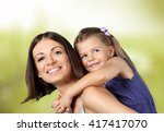 child. | Shutterstock . vector #417417070