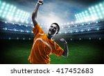 soccer.   Shutterstock . vector #417452683