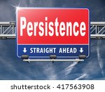 Persistence Will Pay Off  Neve...