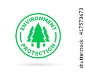save and protect the...   Shutterstock .eps vector #417573673