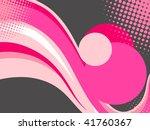 retro wave design | Shutterstock . vector #41760367