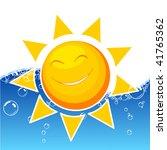 sun | Shutterstock .eps vector #41765362