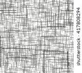 imitation linen texture.... | Shutterstock .eps vector #417808294