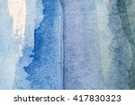 light blue grunge background... | Shutterstock . vector #417830323