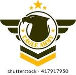 army logo template | Shutterstock .eps vector #417917950