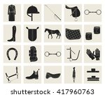 Collection Of Horseback Riding...