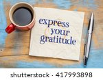 Express Your Gratitude  ...