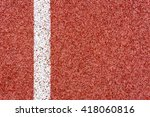 running track | Shutterstock . vector #418060816