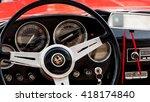 pesaro  italy   may 15 vintage ... | Shutterstock . vector #418174840