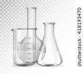 test tubes   Shutterstock .eps vector #418193470