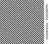 black and white stripes | Shutterstock .eps vector #418208494