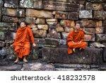 siem reap  cambodia   december... | Shutterstock . vector #418232578