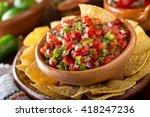 A Delicious Home Made Salsa...