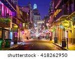 new orleans  louisiana   may 10 ... | Shutterstock . vector #418262950
