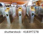 arnhem  netherlands   april 19  ... | Shutterstock . vector #418397278
