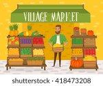 Farmers Market. Local Farmer...