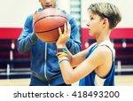 Team Teamwork Basketball...
