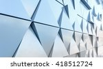 abstract architectural detail | Shutterstock . vector #418512724