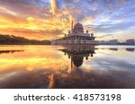 Beautiful Sunrise At Putra...