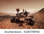 Mars Rover. Elements Of This...