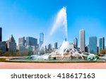 Buckingham Memorial Fountain I...