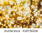 Glittering Shine Bulbs Lights...
