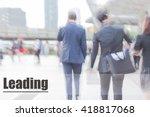 blur motion professional... | Shutterstock . vector #418817068