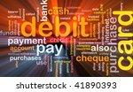 software package box word cloud ...   Shutterstock . vector #41890393