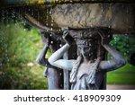 Fountain Greek Goddess Diana I...