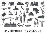 africa jungle ethnic culture...