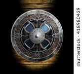 3d Illustration Celtic Viking...