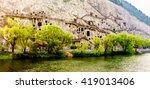 The Longmen Grottoes Shows...