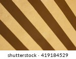 dark and light brown stripes.... | Shutterstock . vector #419184529