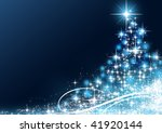 the best christmas tree... | Shutterstock . vector #41920144