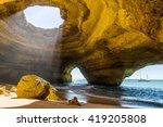 Benagil Cave. Portugal