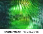 abstract blue and green