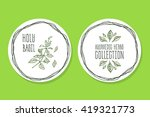 Ayurvedic Herb Collection....