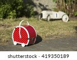 Red Paper Doll Buggy ...