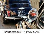 camogli  liguria  italy  ... | Shutterstock . vector #419395648