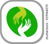 medical icon | Shutterstock .eps vector #419466070