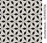 vector seamless pattern.... | Shutterstock .eps vector #419493706