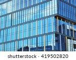modern building | Shutterstock . vector #419502820