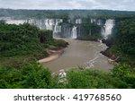Iguazu Falls National Park In...