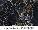gold and white patterned... | Shutterstock . vector #419788000