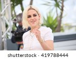 kristen stewart attends the ... | Shutterstock . vector #419788444