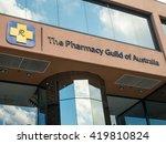 melbourne  australia   april 30 ... | Shutterstock . vector #419810824